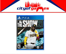 MLB The Show 21 PS4 Game Brand New & Sealed In Stock