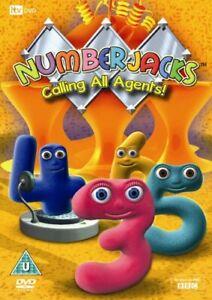 Numberjacks - Calling All Agents! [DVD] - Children