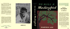 Harper Lee TO KILL A MOCKINGBIRD facsimile dust jacket for first edition book