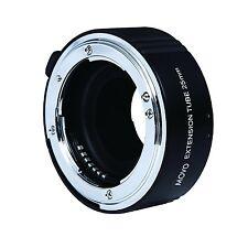 Movo Photo AF 25mm Macro Extension Tube for Nikon DSLR Camera (Metal Mount)