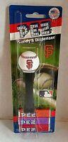 MLB Pez Dispenser SAN FRANCISCO GIANTS BASEBALL [Carded]