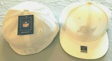 TAMPA BAY BUCCANEERS FLAT BRIM FITTED PICK YOUR SIZE WHITEOUT NFL CAP BY REEBOK
