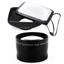 58mm 16:9 Wide Angle Hood,Tele Lens for Nikon AF-S DX 55-300mm f/4.5-5.6G ED VR