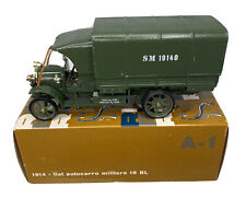 Rio 1:43 Fiat 1914 Autocarro militare 18BL A-1 Diecast Collectible Car