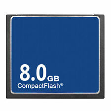 8GB CF CompactFlash Memory Card Standard OEM Useful