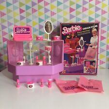 VINTAGE 1980s Barbie Dream Store costituiscono reparto MATTEL 4020