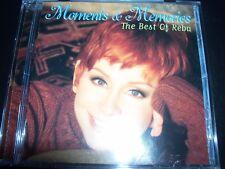 Reba McEntire – Moments & Memories - The Best Of (Australia) CD – Like New