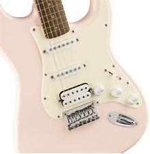 Fender Squier Bullet® Stratocaster® HT HSS, Laurel Fingerboard, Shell Pink