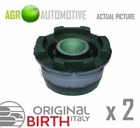 2 x BIRTH FRONT AXLE BEAM MOUNTING BUSHES GENUINE OE QUALITY REPLACE 51273