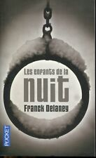 Les enfants de la nuit.Frank DELANEY.Pocket Thriller Z36