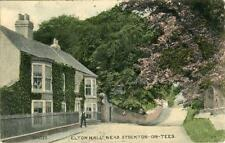 PRINTED POSTCARD OF ELTON HALL, (NEAR STOCKTON), COUNTY DURHAM, PHOENIX #1029