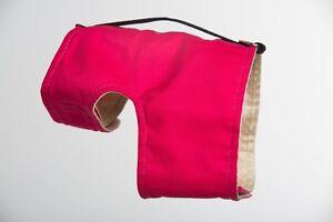 Techno Wrap Pink-White