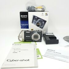 Sony Cybershot DSC-W370 Digital Camera Point & Shoot