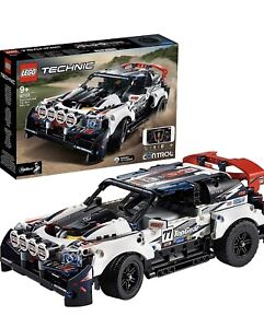 LEGO 42109 Technic App-Controlled Top Gear Rally Car RC *New & Sealed*