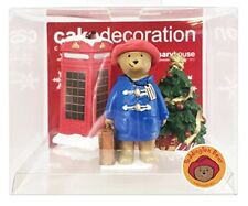 PADDINGTON BEAR Christmas Luxury Cake Decoration Set - LIMITED EDITION