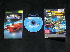 JEU Microsoft XBOX : NEED FOR SPEED POURSUITE INFERNALE 2 (courses auto)