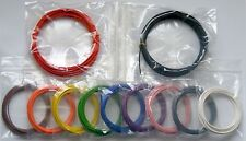 28m 7/0.2mm Equipment Wire Pack  11 Colours - 24 AWG - Stranded