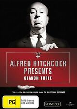 Hitchcock Box Set DVDs & Blu-ray Discs