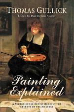 NEW Painting Explained by Thomas John Gullick