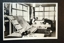 Air Traffic Control Tower   1930's Photo Card