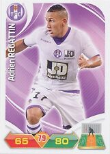 ANDRIEN REGATTIN TOULOUSE.FC TFC TRADING CARDS ADRENALYN PANINI FOOT 2013