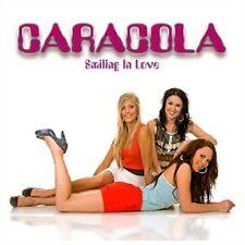 "Caracola - ""Smiling In Love"" - 2008 Melodifestivalen"