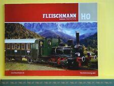 Catalogue FLEISCHMANN Nouveautés 2011 D -- Etat : neuf - Pages : 76
