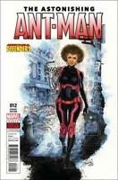 Astonishing Ant-Man #12 Siya Oum Defenders Variant Cover