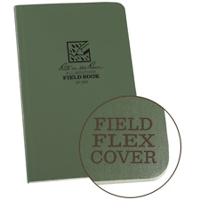 Rite in the Rain Universal Tactical Writing Note Book, 4.7 x 7.25 Inch, Green