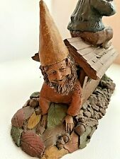 Vintage Tom Clark Gnome The Bridges Beau Jeff - 1983 - Retired - Lot 32