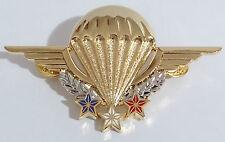 Brevet INSTRUCTEUR PARACHUTISTE ( SOCR ) TAP PARA Armée de l'Air & 2°REP Légion