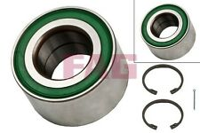 Wheel Bearing Kit fits OPEL CORSA C Front 00 to 09 FAG 328980 9156278 9195608