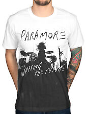 Official Paramore Future Silhouette T-Shirt New Eyes Singles Club New Merch