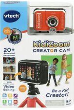 VTECH KIDIZOOM CREATOR CAM HD VIDEO KIDS' DIGITAL CAMERA GREEN SCREEN NEW 2020