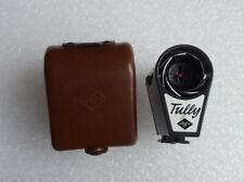 Vintage Agfa Tully Flash with case Made in Germany