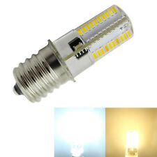 4pcs E17 White/Warm 120/220V Intermediate LED Light Microwave 3014SMD Lamp bulbs