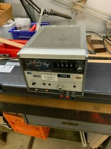 HP 6114A Precision Power Supply - Non Calibrated, Reference Supply