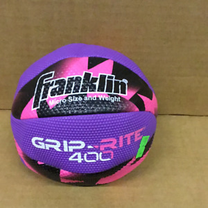Franklin Sport Micro Basketball Size And Weight Grip Rite 400