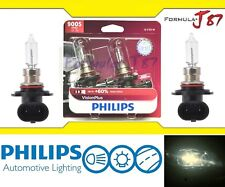 Philips VIsion Plus 60% 9005 HB3 65W Two Bulbs Head Light High Beam Replacement