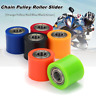 10mm Chain Roller Pulley Slider Tensioner Wheel Guide For Dirt Bike Motorcycle