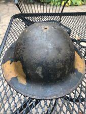 US Camo WW I Helmet