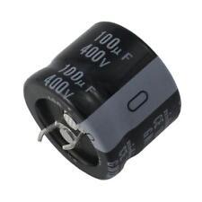 5x Snap-In Elko Kondensator 100µF 400V 105°C ; LGN2G101MELFTY ; 100uF
