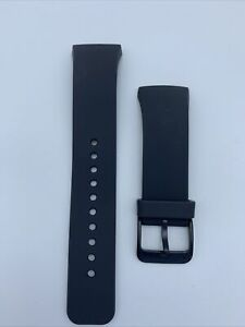 Genuine Samsung Gear S2 Watch Band Strap Silicone - Medium Gray - OEM Authentic