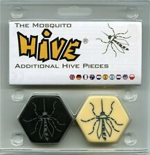 Hive Tile Game The Mosquito Expansion Adds 2 Pieces Gen 42