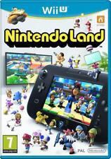 Nintendo Land for Wii U new and sealed WiiU includes 12 games Nintendoland