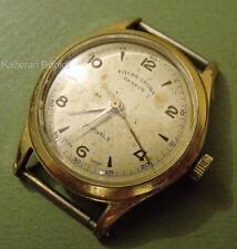 Vintage Working Watch Favre Leuba 17 Jewel Wristwatch