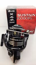 SHIMANO SUSTAIN 10000FG 10000 FG REEL FEDEX 2 DAYS SHIPPING TO USA