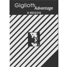 Gigliotti Advantage #3 Soprano Saxophone Reeds (Box of 8 Reeds) BRAND NEW