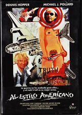 AL ESTILO AMERICANO de Maurice Phillip. Tarifa plana DVD (España) en envío, 5 €.
