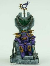 """""""Chaos Warrior Leader on Throne"""" ThatEvilOne 